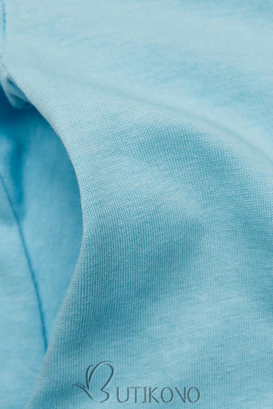 Baby blue šaty WOMAN